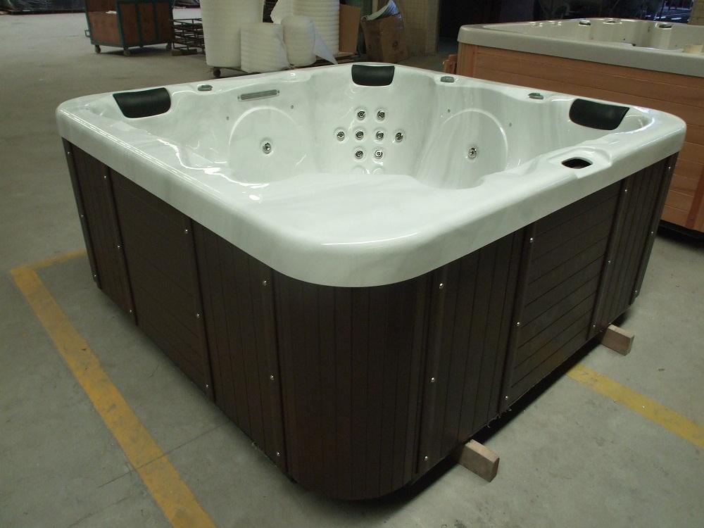 hot sale square outdoor freestanding portable whirlpool. Black Bedroom Furniture Sets. Home Design Ideas