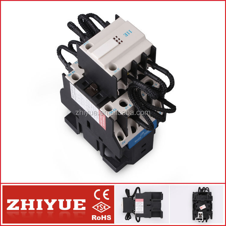 ZHIYUE silver electrical contact for contactor