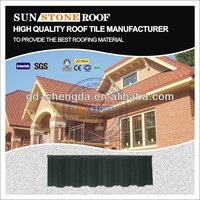 Asphalt shingle roof cost stone coated steel roofing tile