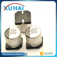 China High quality 10uf 400v aluminum electrolytic capacitor with low price