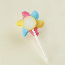 China Factory Artificial Windmill Birthday Party Beautiful Candles
