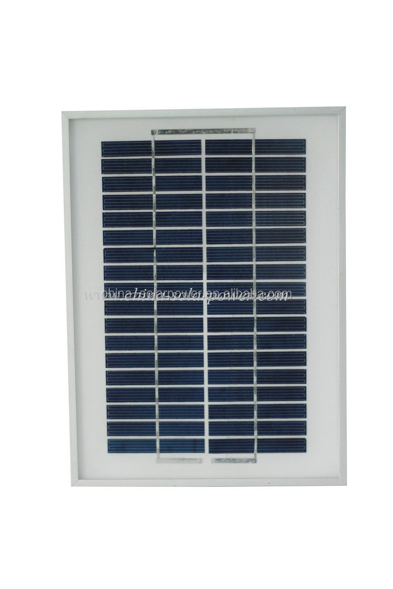 Chinese wholesale high efficiency 5V 12V 24V small size solar panel