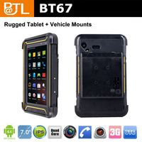 SWT0633 BATL BT67 industrial handheld computer, rugged android handheld tablets, mobile car mount