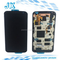Professional Replacement For Motorola Moto X+1 X2 XT1092 XT1095 XT1097 LCD Display With Frame