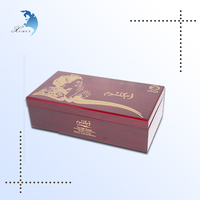 Glossy lacqued finished/ unfinished small wood box wholesale