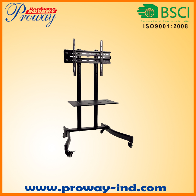 25 to 55 inch modern designs led lcd tv trolley