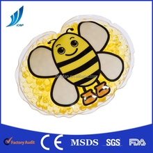 2016 Cute Littie Bee shape hot cold pack /Gel Cold hot ice pack for body comfort