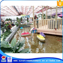 toys plastic boats new design Remote control model wholesale