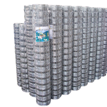 electro galvanized sheep fence panels
