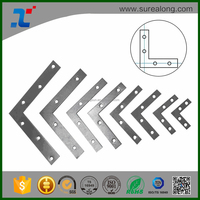 SUREALONG Gold factory of table leg corner brackets