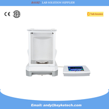 Lab equipment micro smart balance supplier/excel precision balance scale weighing scale