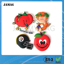 Wholesale china OEM small decorative magnets for Fridge