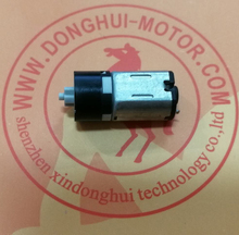 10mm standard electronic lock gear motor with M10 planetary gear micro motor