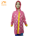 vinyl raincoat for children