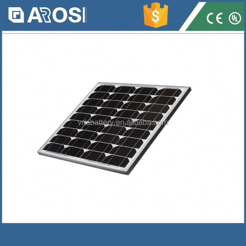 Full power solar 130w solar panel sectional garage door panel