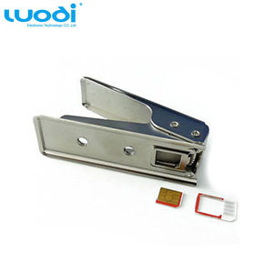 Mobile Phone Micro Sim Card Cutter for iphone 4 4S