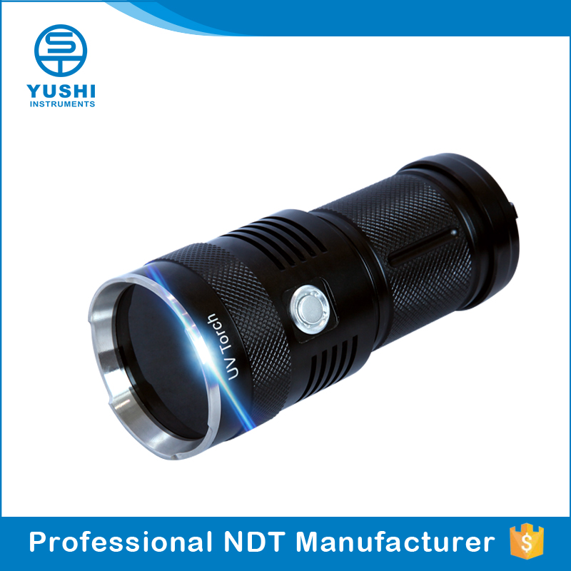 365nm Waterproof UV LED Lamp Black Lights led inspection lights For Fluorescent Penetrant and Magnetic Particle Inspection
