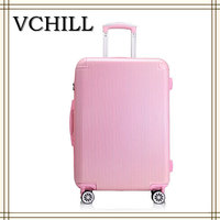 alibaba china leisure international abs pc sky travel luggage wholesale