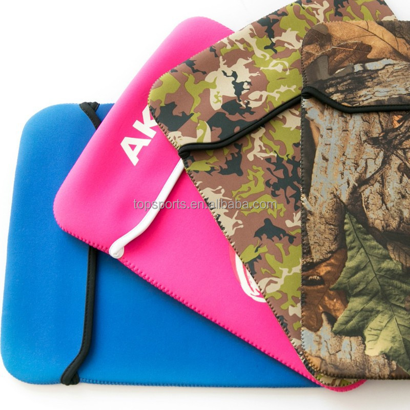 New arrived fashion neoprene laptop bag case sleeve,tablet sleeve pouch with logo