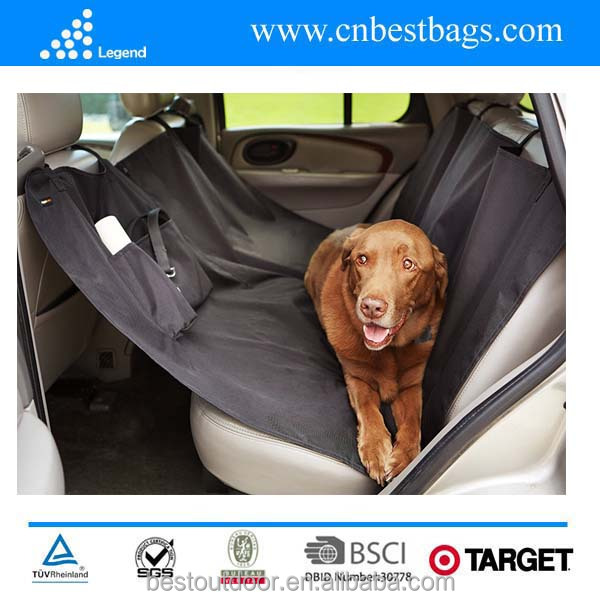 Waterproof Polyester Pets Accessories Dog seat cover Car Dog Hammock