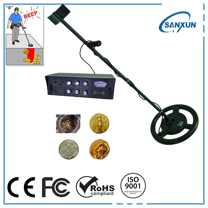 Beautiful and durable underground deep earth gold metal detector