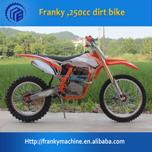 Custom 250cc enduro dirt bike