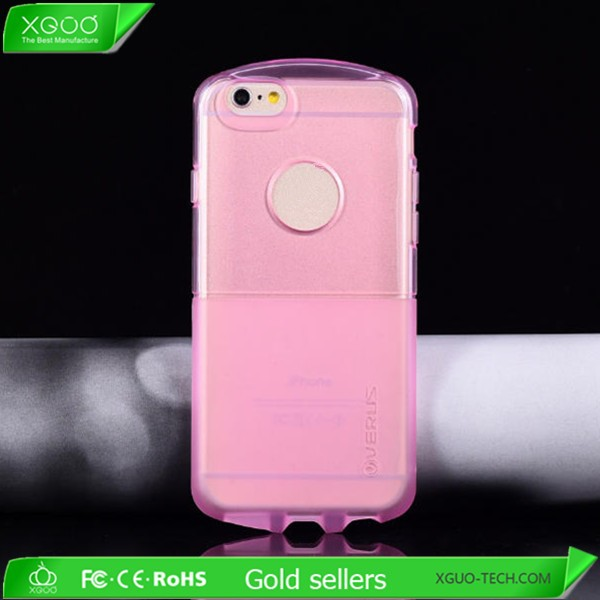 hot sale for apple iphone 6 crystal case