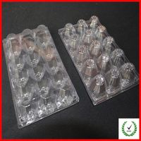 Cheap stackable plastic egg tray manufacturer