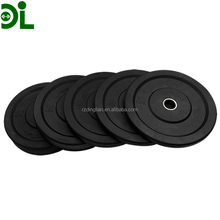 Factory Supply OEM Rubber Coated Extreme Bumper Plates