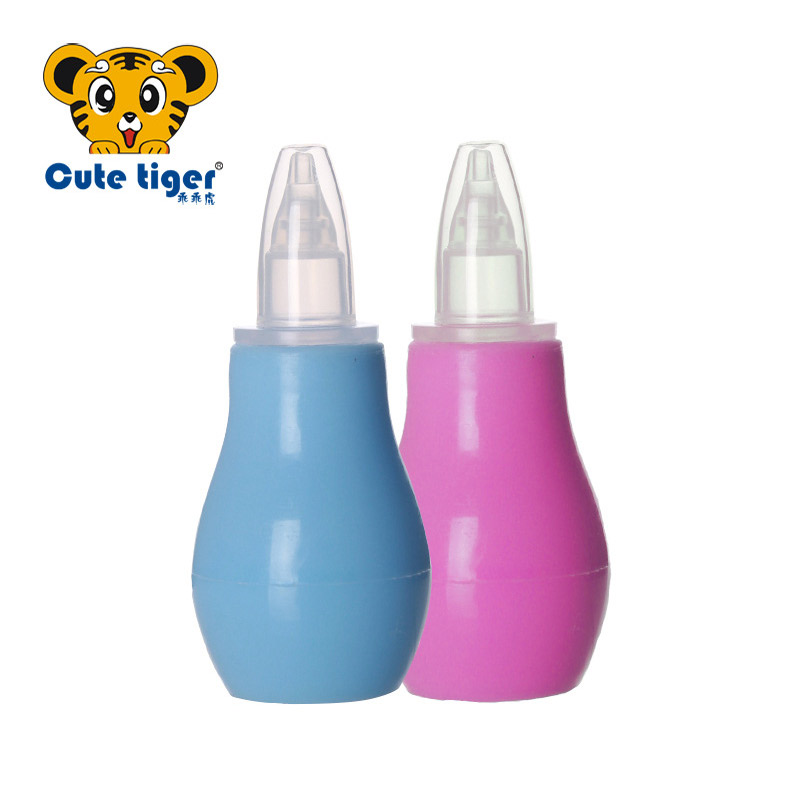Silicone nose aspirator for infants Nasal cleaner MT102469