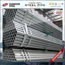 2 steel tubing/pre galvanized round tube for greenhouse framework