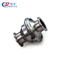 Dairy Sanitary Stainless Steel Welded Check