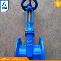 China non rising stem stainless steel electric actuator gate valve manufacturer