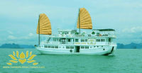 Vietnam Halong Bay Cruising 2 Days - 1 Night Overnight Onboard All Inclusive