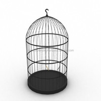 Very Fine Iron made Black Bird Cage for Indoor and Outdoor decor Bird cage Wedding Centerpiece Bird cage