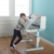 adjustable height desk kids table ergonomic chair indoor wooden furniture student desk