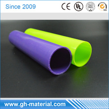 Furniture Grade PVC Dispaly Pipe , Packing Rigid Tube , Measurement Tubing , Size 25 mm, 30mm, 35mm, 40 mm diameter