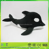 2016 new design shark plush toy for children gift educational toy shark