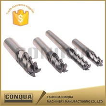 conical outer cylinder profile milling cutter