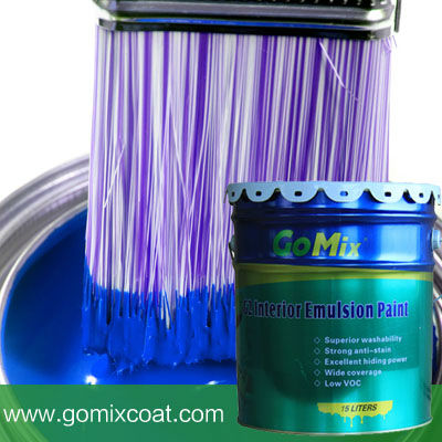decoration color wall paint