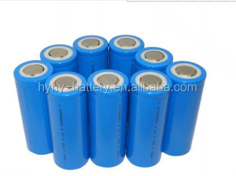 Rechargeable li-ion battery 3.7v 900mah li-ion battery for Handheld Flashlight used in Torch
