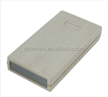 New design Gray ABS plastic enclosure for power supply