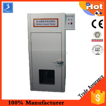 Professional Mobile Phone Battery Impact Testing Equipment