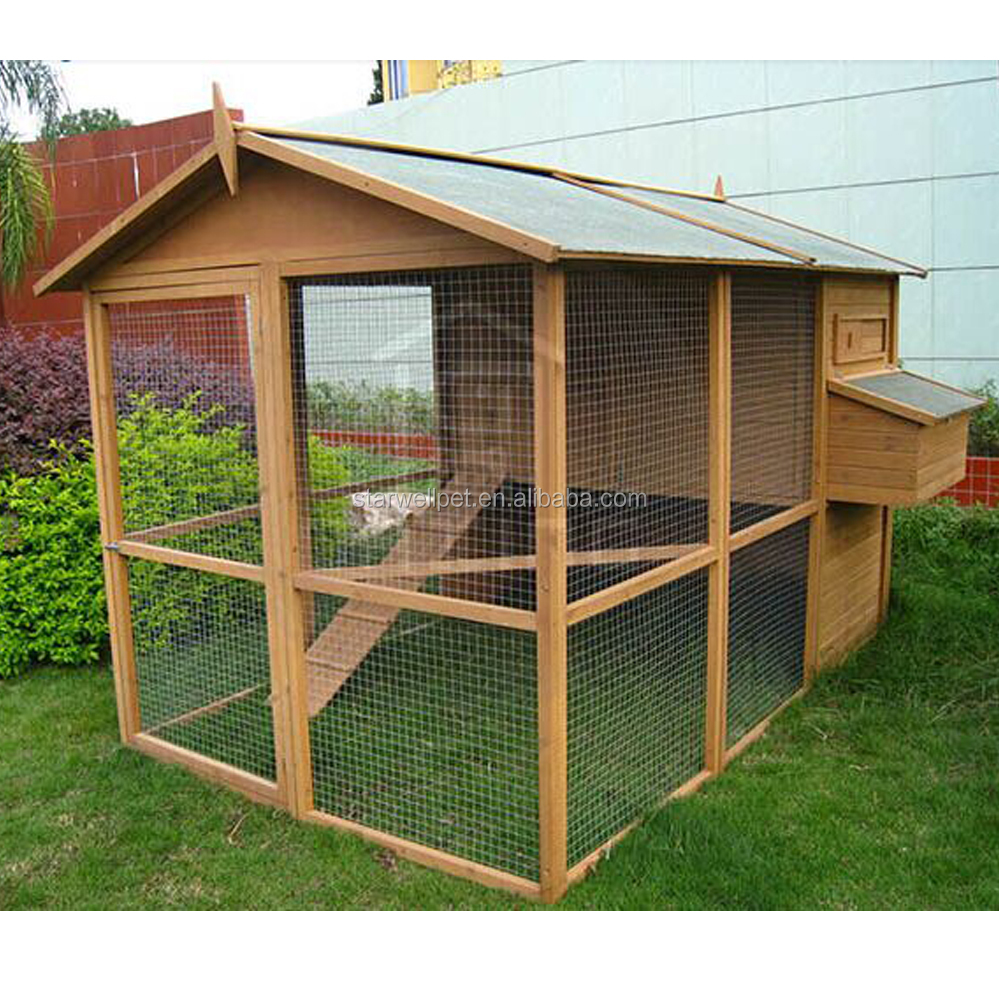 how to build a chicken coop for laying hens