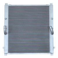 Radiator Core For Engine Cooling System