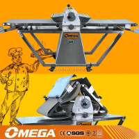 Omega paratha machine For dough Sheeter(croissant )