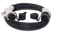 Electric Vehicle (EV) Charging Cable/SAE J1772 Type1 to 62196 type2/Dostar SAE J1772 to IEC 62196-2 plug