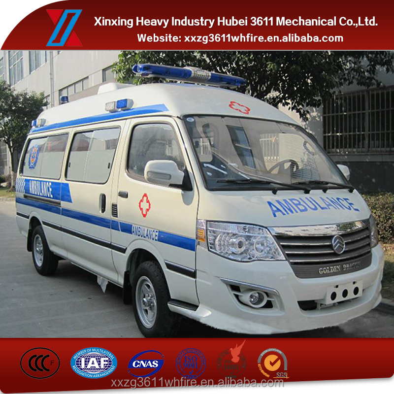 New Products Emergency Rescue New Manual Economic Hospital Ambulance