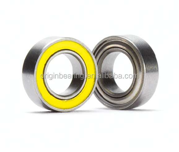 Small bearing ,double rubber seals, MR84-2RS/C 4x8x3mm,Ceramic ball