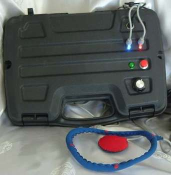 Power Pulsar Magnetic Therapy Generator